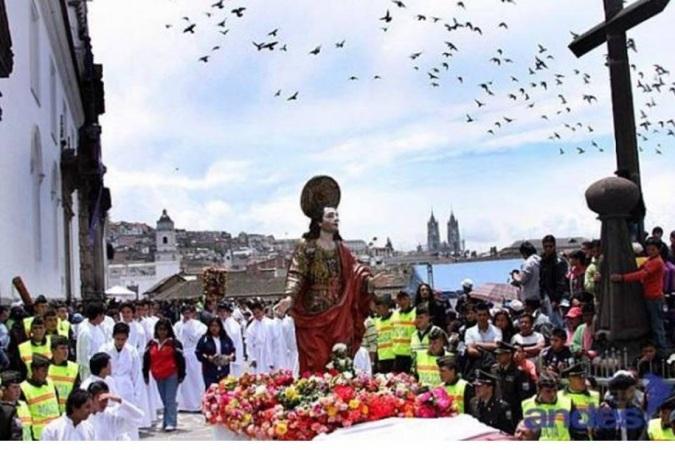 Lista: ¿Qué hacer en Quito durante la Semana Santa.?   Semana Santa Quito
